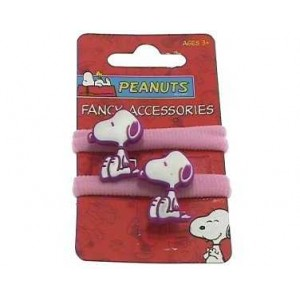 Elastico  Snoopy blister pz. 2